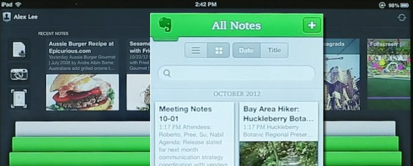 evernote5-iOS