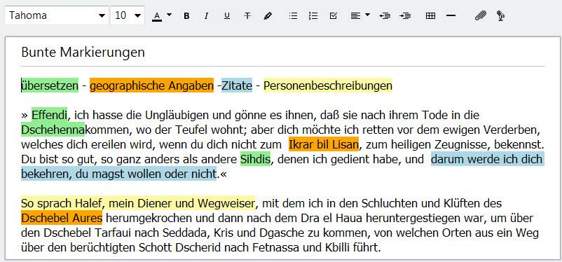 Buntstifte für Evernote (Windows) – Evernote für Pfiffige