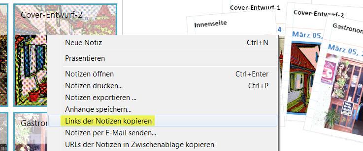 Evernote 5.2 mit erweiterten Verknüpfungsmöglichkeiten – Evernote für Pfiffige