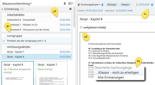 Projektmanagement: Funktionen kombinieren – Evernote für Pfiffige